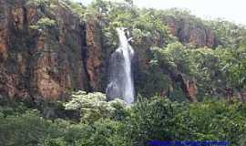 Ibiraci - Ibiraci-MG-Cachoeira do Córrego do Tremendal-Foto:EUS