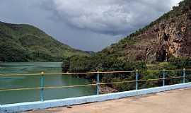 Ibiraci - Ibiraci-MG-Canion do Rio Grande-Foto:EUS