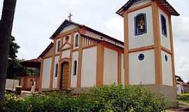Ibiraci - Ibiraci-MG-Igreja do Rosário-Foto:EUS