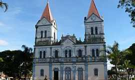 Ibiraci - Ibiraci-MG-Matriz de N.Sra.das Dores-Foto:Altemiro Olinto Cristo