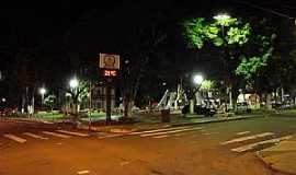 Ibiraci - Ibiraci-MG-Praça Raul Soares-Foto:EUS