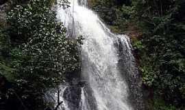 Ibiraci - Ibiraci-MG-Segunda Cachoeira do Córrego do Grotão-Foto:EUS