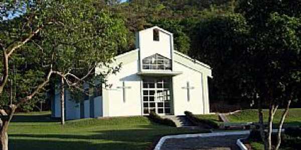Ibiraci-MG-Igreja da Usina-Foto:EUS