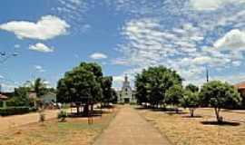 Ibitira - Matriz de São Pedro na Av.faustino Gonçalves-Foto:Wilson Fortunato