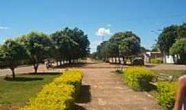 Ibitira - Praça em Ibitira-Foto:Eder Junio