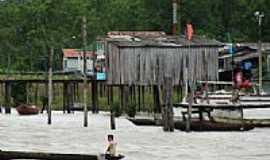 Sucuriju - Comunidade do Sucuriju-Foto:anderson batista