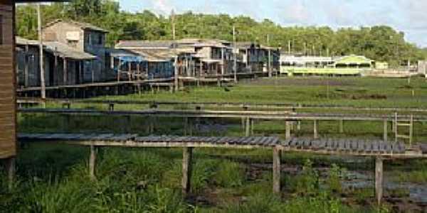 Sucurijú-AP-Vista da Vila-Foto:FELISBERTO
