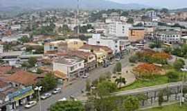 Igarapé - Avenida Berenice Magalhães em Igarapé-MG-Foto:igarapemg.