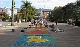 Igarapé - Festa de Corpus Cristi em Igarapé-MG-Foto:igarapemg.