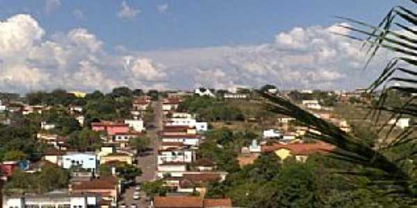 Iguatama-MG-Vista de rua central-Foto:iguatamaempolitica.