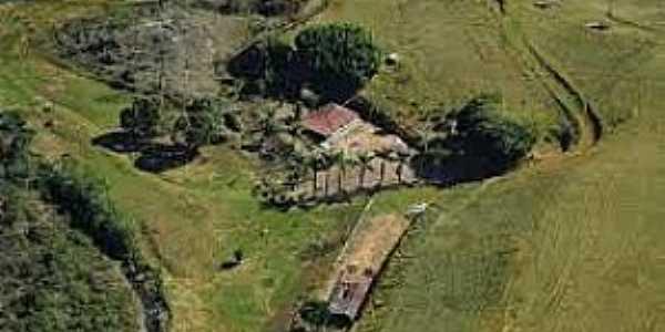 Ilheus do Prata-MG-Vista aérea de zona rural-Foto:pt.maparabic.com