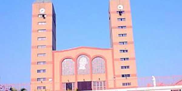 Igreja Matriz Rainha da Paz