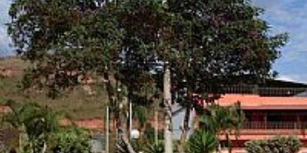 Praça Santana-Foto:Antônio C. Mantovani
