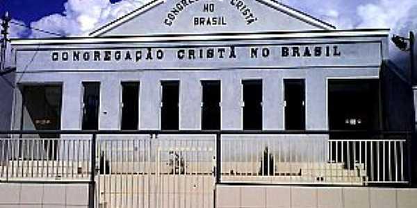 Inconfidentes-MG-Igreja da Congregação Cristã do Brasil-Foto:crisweb