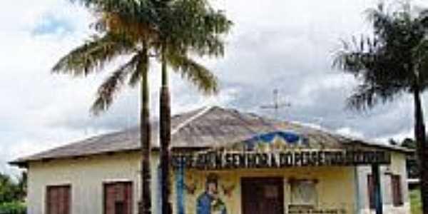 Igreja de N.Sra.do Perpétuo Socorro em Tartarugalzinho-Foto:Vicente A. Queiroz