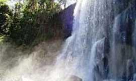 Indianópolis - Cachoeira Mandaguari-Foto:Glaucio Henrique Cha…