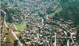 Inhapim - Vista aérea de Inhapim-Foto:Gisele Inacio Pereira