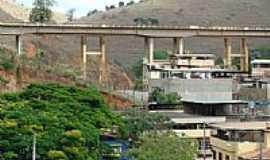 Inhapim - Vista da ponte em Inhapim-Foto:alberthالله هو قوة