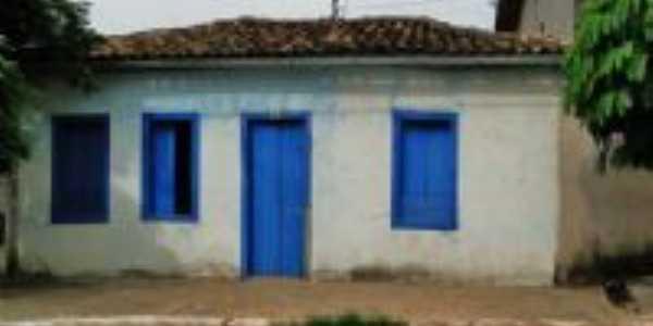 Casa antiga de Gustavo França e Cartório, Por tereza