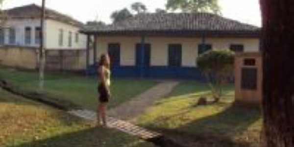 Casa de Viriato e Priscila (Nenega)-Hoje Arquivo Histórico, Por tereza