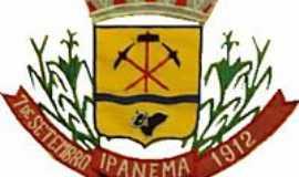 Ipanema - Brasão de Ipanema_MG