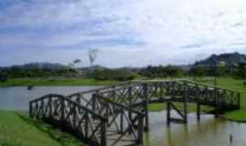 Ipatinga - ponte no parque ipanema, Por glorinha