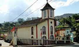 Itabira - Igreja de N.Sra.do Ros�rio em Itabira-MG-Foto:Roberta Soriano