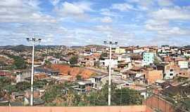 Itabira - Itabira-MG-Vista parcial da cidade-Foto:G Gomide
