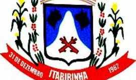 Itabirinha de Mantena - Brasão Itabirinha-MG