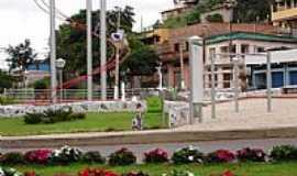Itabirito - Pra�a Jardim S�o Crist�v�o