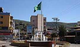 Itabirito - Pra�a das Bandeiras