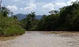Itacambira - Rio Moinho foto Noel Pereira