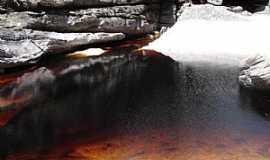 Itacambira - Itacambira-MG-Cachoeira do Clóvis-Foto:Vinícius Queiroga