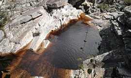 Itacambira - Itacambira-MG-Cachoeira do Curiango-Foto:Vinícius Queiroga