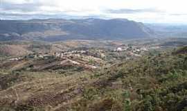 Itacambira - Itacambira-MG-Vista da cidade e região-Foto:Vinícius Queiroga