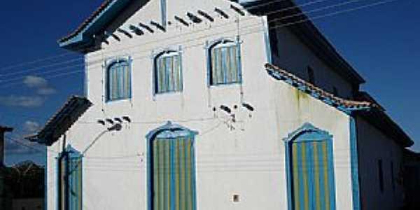 Itacambira-MG-Igreja de Santo Antônio-Foto:Eduardo Gomes