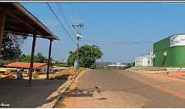 Vitória do Jari - Vitória do Jarí-AP-Avenida Pedro Ladislau da Silveira-Foto:Heraldo Amoras