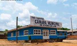 Vitória do Jari - Vitória do Jarí-AP-Câmara Municipal-Foto:Heraldo Amoras