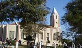 Itaci - Vista lateral do Santuário de Bom Jesus dos Aflitos-Foto:Antº. Carias Frascol…