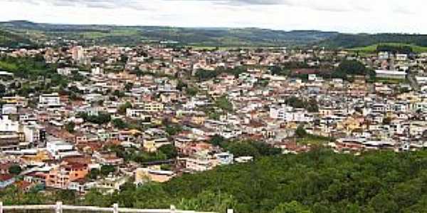 Itaguara-MG-Vista da cidade-Foto:Jornal O Tempo
