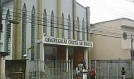 Itajubá - Igreja da Congregação Cristã do Brasil em Itajubá-Foto:Congregação Cristã.NET