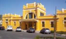 Itajubá - Antiga Estação , Por Tonebide Maciel Silvério