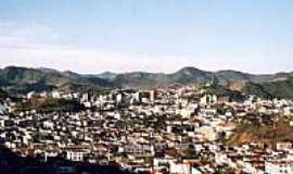 Itajub� - Vista parcial da Cidade