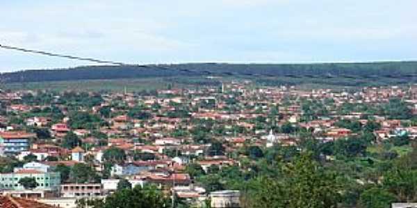 Itamarandiba-MG-Vista da cidade-Foto:Rafagods