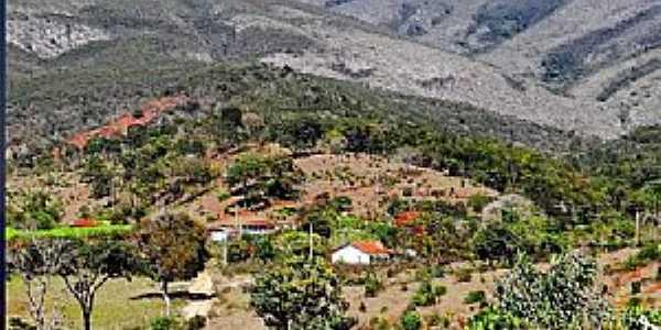 Itamarandiba-MG-Vista geral do Parque Estadual da Serra Negra-Foto:PM.Itamarandiba.MG