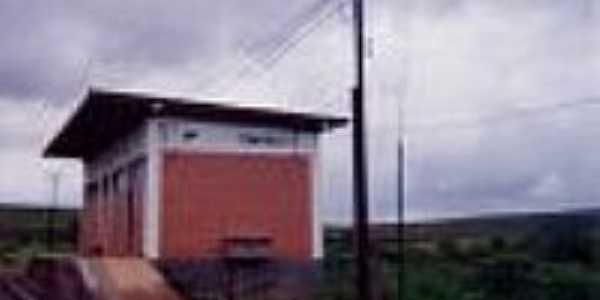 Estação Ferroviária-Foto:Acervo FCA