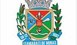 Itamarati de Minas - Brasão da cidade