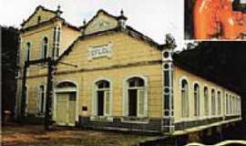 Itamarati de Minas - Museu da eletricidade na Usina Maurício Maria Fernanda Beghini