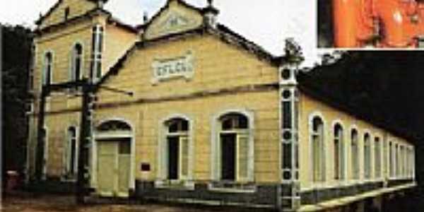 Museu da eletricidade na Usina Maurício Maria Fernanda Beghini