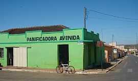 Abadia - Abadia-BA-Avenida Dona Baldoina-Foto:Léo/MPB/GSVB
